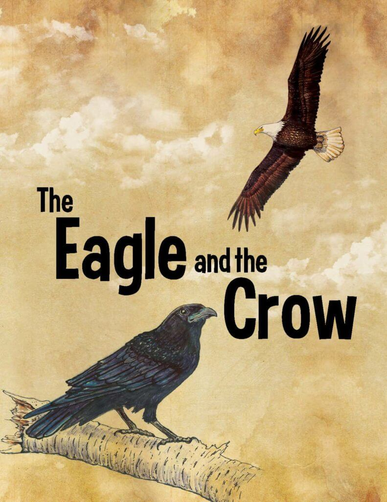 The Crow and the Eagle