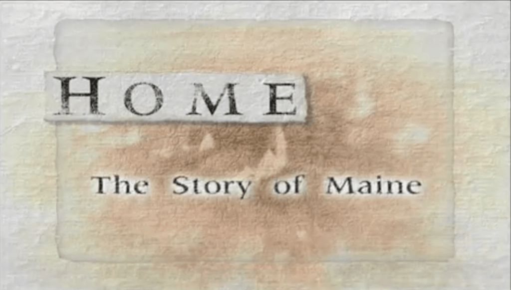 HOME: The Story of Maine: People of the Dawn