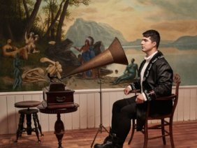 Jeremy Dutcher: Soundcloud