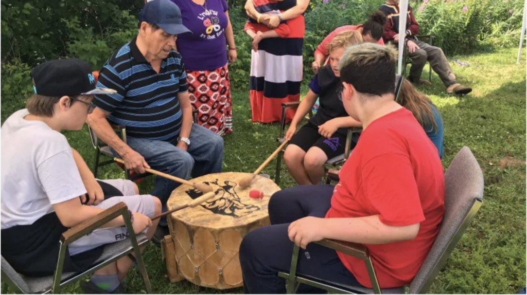 Fort Folly First Nation Revives Mi'kmaq Cultural Practices