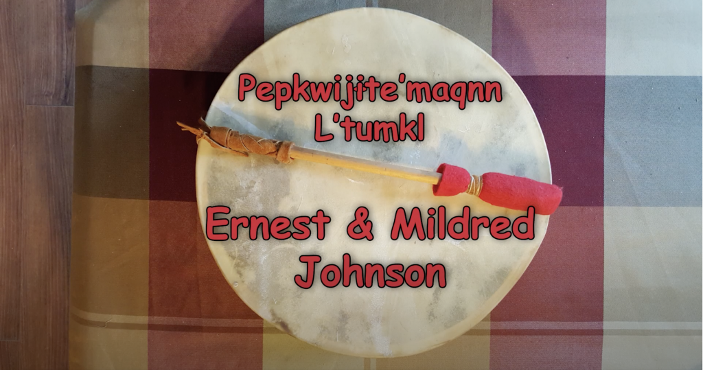 Pepkwijite'maqnn L'tumkl – The Fine Art of Drum Making